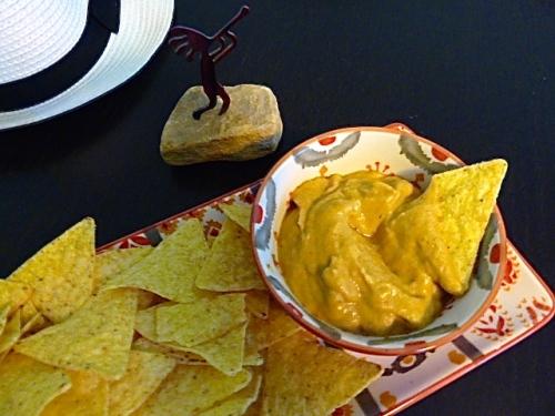 Sauce nachos vegan à la courge butternut - C'Végétal