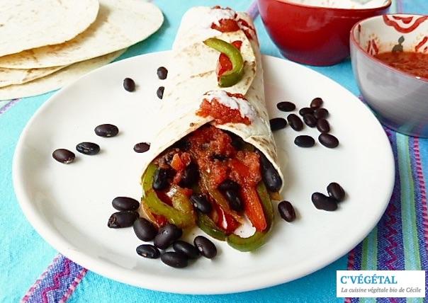 Tacos végétaliens - C'Végétal