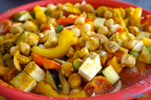 Tajine Vegan Express - C'Végétal