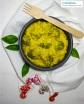 Risotto de quinoa au brocoli et curcuma frais // Brocoli and fresh turmeric quinoa risotto