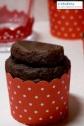 Muffins express poire-chocolat sans matière grasse et sans sucre ajouté : Express pear-chocolate muffins with no fat and no added sugar - C'Végétal