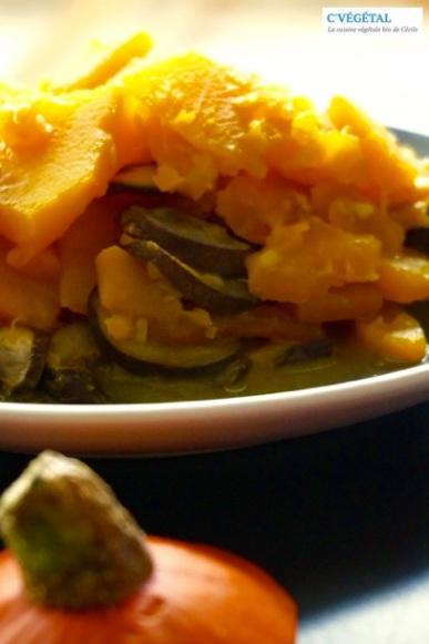 Ragoût d'automne // Autumn casserole - C'Végétal