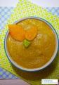 Compote de kaki et pomme à la cardamome // Persimmon and apple cardamom compote - C'Végétal