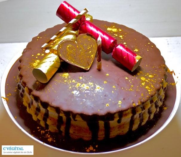 Le gâteau d'anniversaire de Pierre