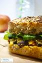 """Le sandwich """"toasté végane"""" façon Cojean (champignon, potimarron et """"cheddar"""") - C'Végétal"""