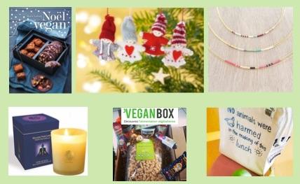 Mes sélections de cadeaux de Noël – #1 - Noël végane