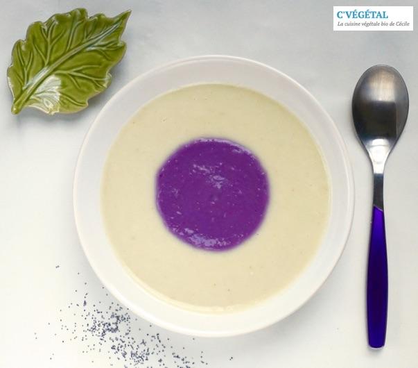 Une soupe dans une soupe... // A soup in a soup... - C'Végétal
