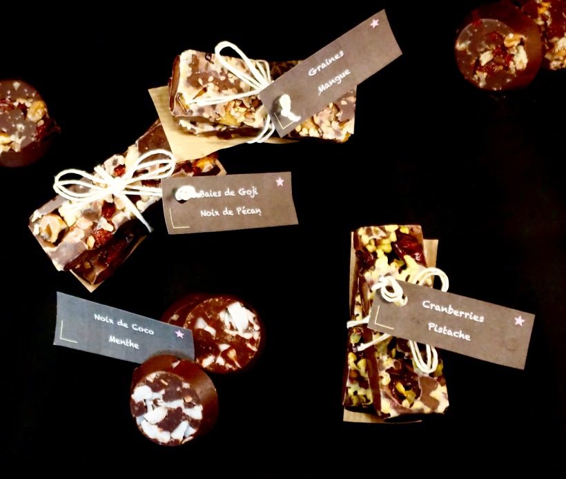 Chocolats gourmands- Vegan - C'Végétal - https://cvegetal.com